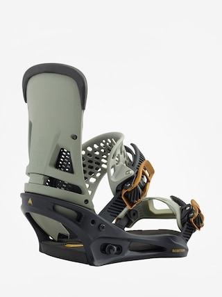Wiązania snowboardowe Burton Malavita (black/gray)