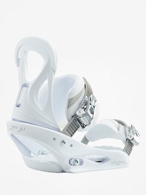 Wiązania snowboardowe Burton Stiletto Wmn