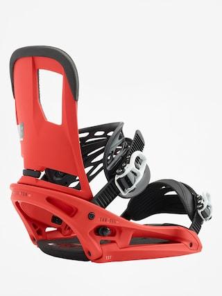 Wiązania snowboardowe Burton Cartel Est (red)