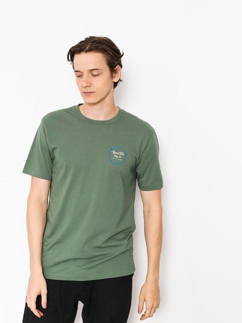 T-shirt Brixton Wheeler III Prem