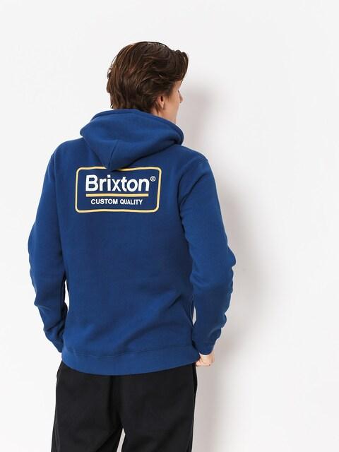 Bluza z kapturem Brixton Palmer HD