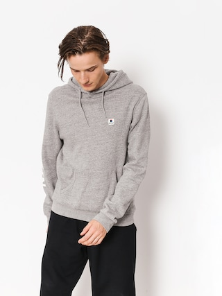Bluza z kapturem Brixton Stowell HD (htgry)