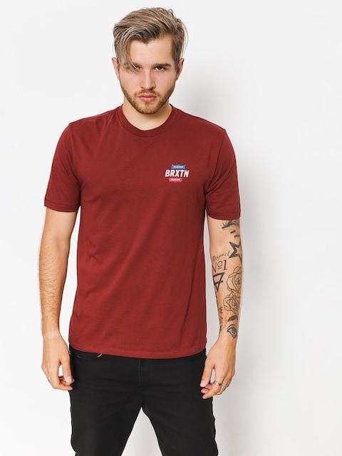 T-shirt Brixton Garth Prem