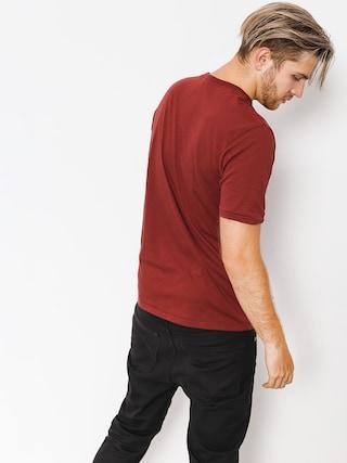 T-shirt Brixton Garth Prem (brick)