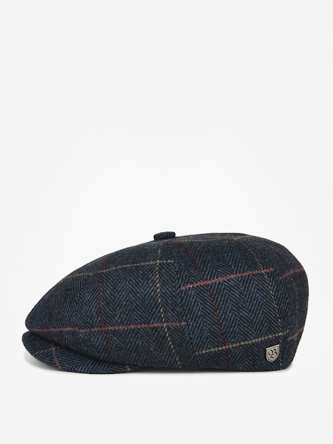 Kaszkiet Brixton Brood Snap ZD (navy plaid)