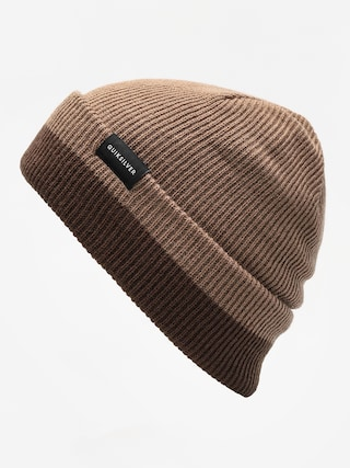 Czapka zimowa Quiksilver Performed Color Block 2 Beanie (chocolate brown)