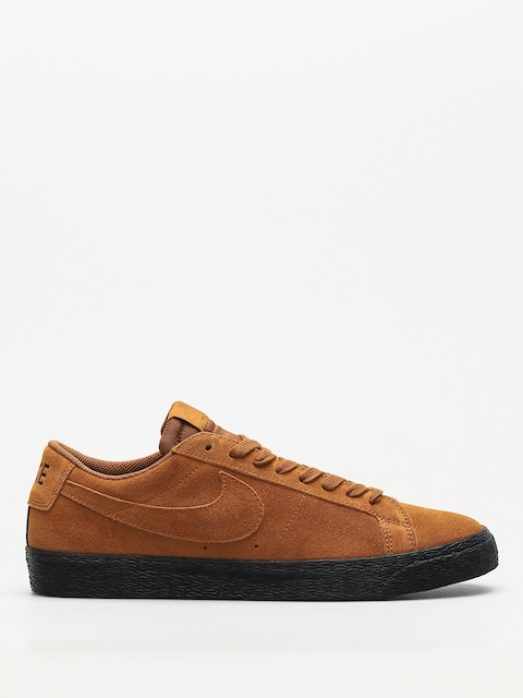 Buty Nike SB Sb Zoom Blazer Low (lt british tan/lt british tan black)
