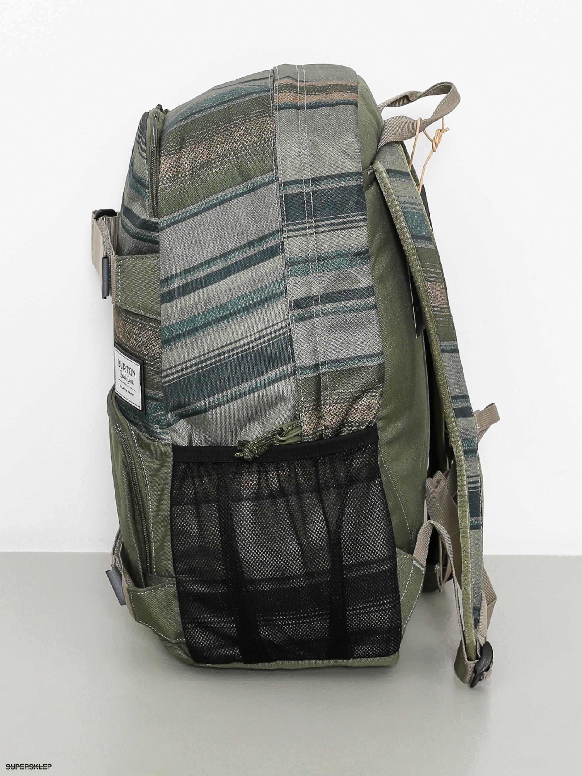 5679509ad14a2 Plecak Burton Treble Yell (tusk stripe print)