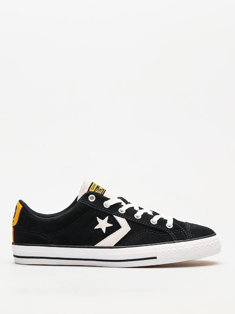 Trampki Converse Star Player Ox (black/white/university gold)