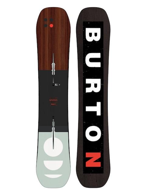 Deska snowboardowa Burton Custom (multi/red)