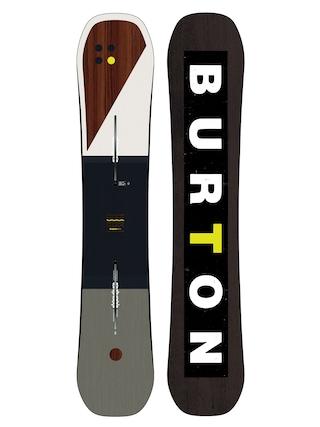 Deska snowboardowa Burton Custom (multi/yellow)