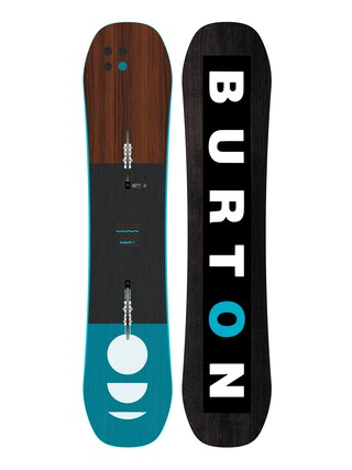 Dziecięca deska snowboardowa Burton Custom Smalls (multi)