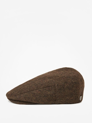 Kaszkiet Brixton Hooligan Snap ZD (dark brown)