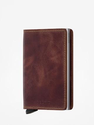 Portfel Secrid Slimwallet (vintage brown)