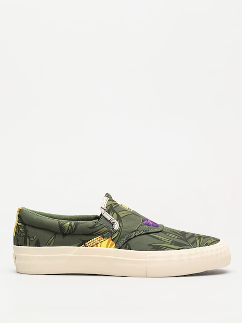 Buty Diamond Supply Co. Boo J Aloha Floral (olive)