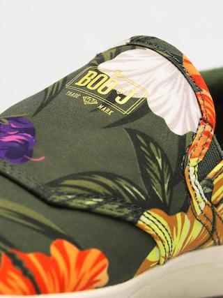 Buty Diamond Supply Co. Boo J Aloha Floral (olive)