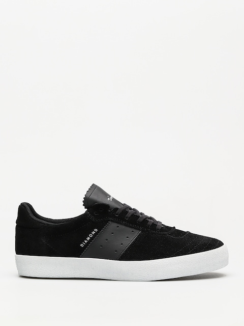 Buty Diamond Supply Co. Barca Suede (black/black)
