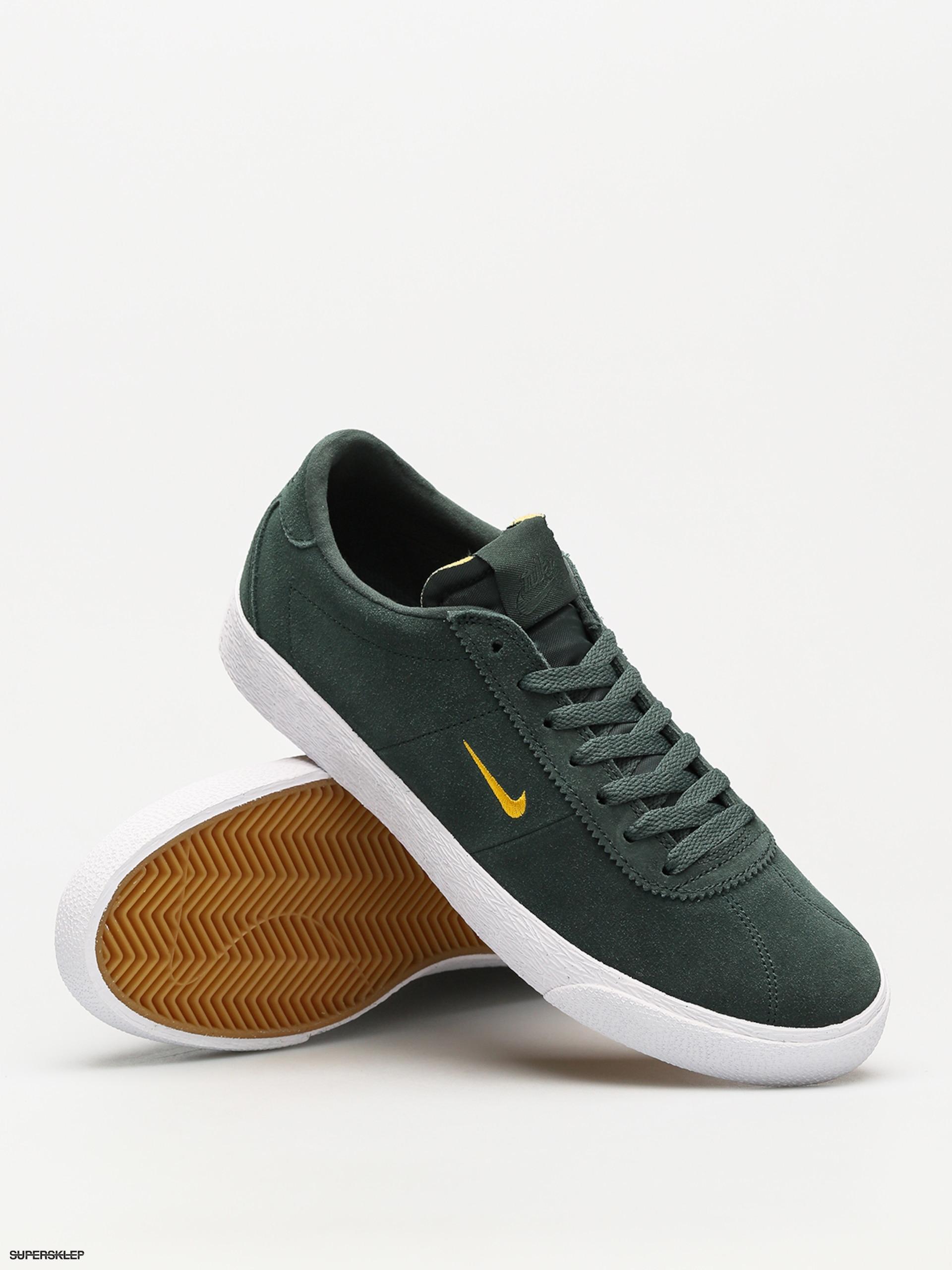 newest collection f11cb 81e94 Buty Nike SB Sb Zoom Bruin Ultra (midnight greenyellow ochre