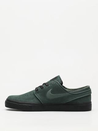 Buty Nike SB Zoom Stefan Janoski (midnight green/midnight green black)