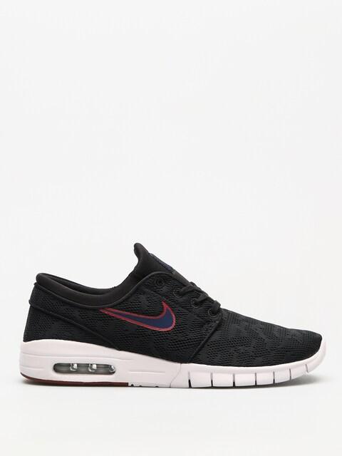 Buty Nike SB Sb Stefan Janoski Max (black/blue void)