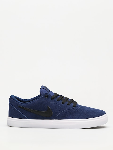 Buty Nike SB Sb Check Solarsoft (blue void/black white)