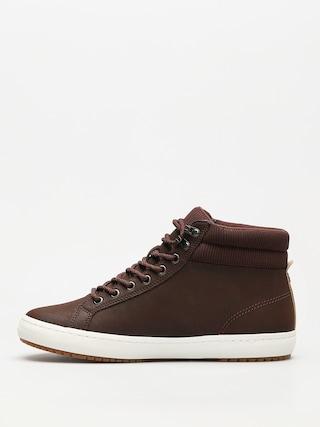 Buty Lacoste Straightset Insulac 3181 (dark brown/dark brown)