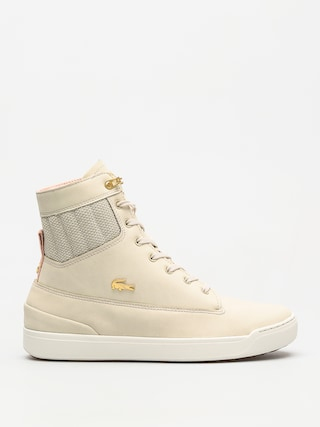 Buty Lacoste Explorateur Hi 318 1 Wmn (natural/off white)