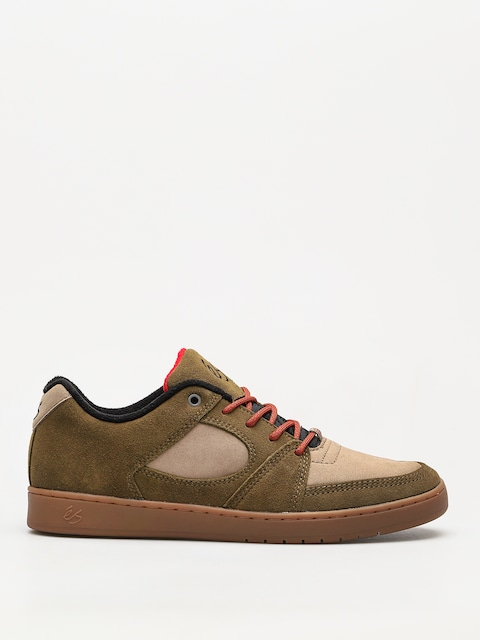 Buty Es Accel Slim (brown/tan/gum)