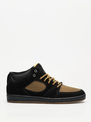 Buty Es Accel Slim Mid (black/brown)