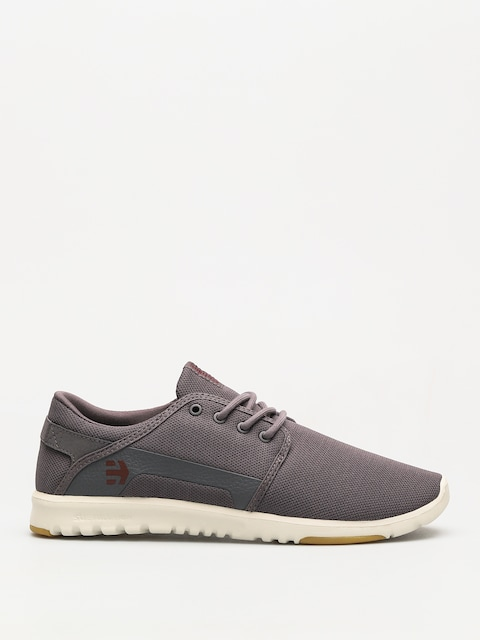 Buty Etnies Scout (dark grey/red)