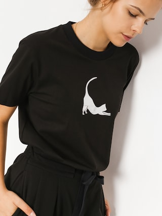 T-shirt The Hive Cat Wmn (black)
