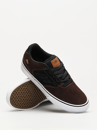 Buty Emerica The Reynolds Low Vulc (brown/black)