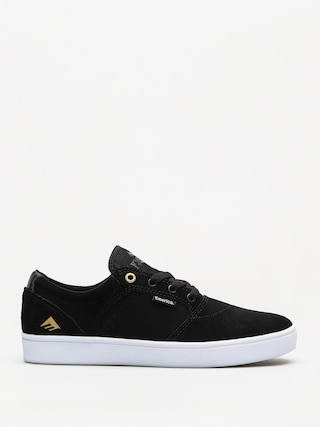 Buty Emerica Figgy Dose (black/white/gold)