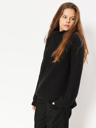 Sweter Roxy Bublesstorsweat Wmn (true black)