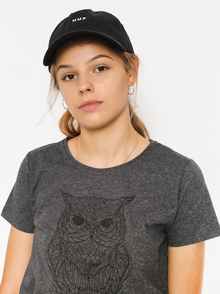 T-shirt Majesty Owl Lady Wmn (graphite)