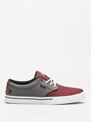 Buty Etnies Jameson 2 Eco (red/white/grey)