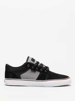 Buty Etnies Barge Ls (black/dark grey/silver)