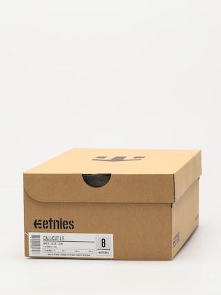 Buty Etnies Callicut Ls (white/blue/gum)