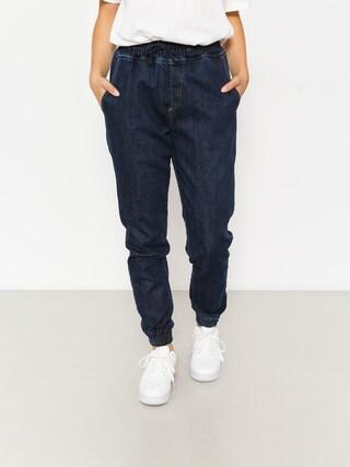 Spodnie Diamante Wear Rm Jeans Jogger Wmn (navy jeans)
