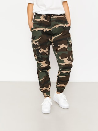 Spodnie Diamante Wear Rm Hunter Jogger Wmn (woodland camo)