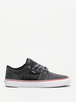 Buty Etnies Metal Mulisha Barge Ls (grey/black/white)