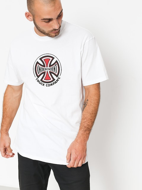 T-shirt Independent Truck Co (white)