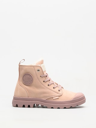 Buty Palladium Pampa Hi Zip WL Wmn (rose dust/fawn)