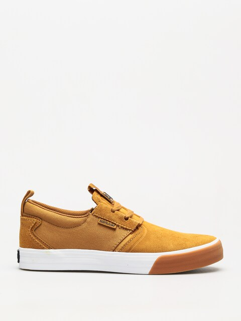 Buty Supra Flow (tan/white gum)