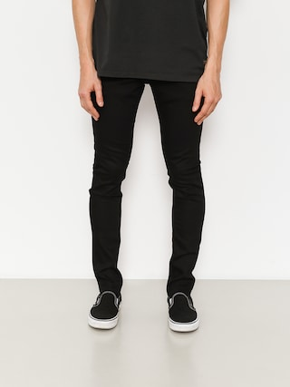 Spodnie Volcom 2X4 Tapered (bkb)