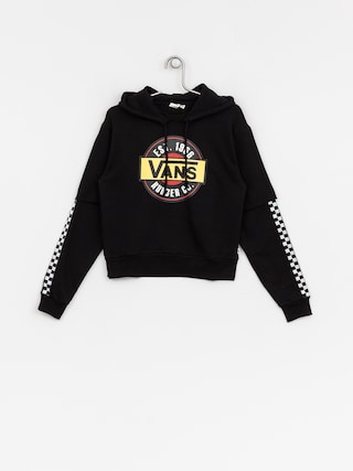 Bluza z kapturem Vans Chromo Twofer HD Wmn (black)