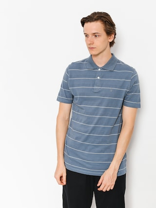 T-shirt Volcom Wowzer Stripe Polo (ash)