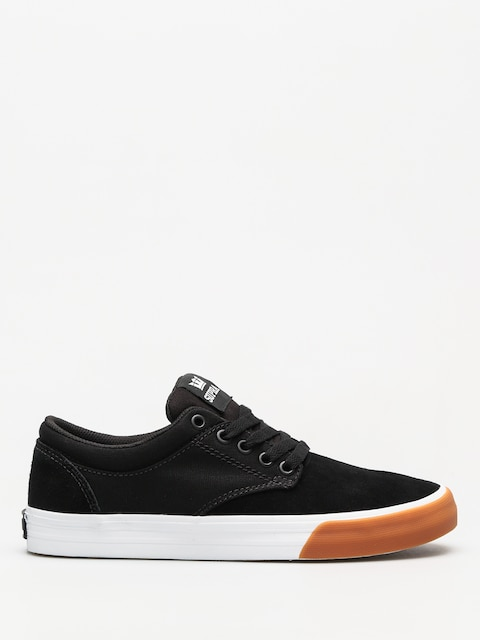 Buty Supra Chino (black/white gum)