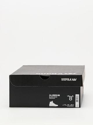 Buty Supra Aluminum (black white)