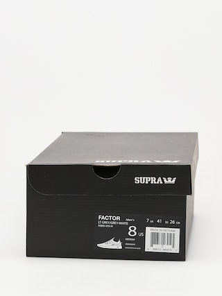 Buty Supra Factor (lt grey/grey white)